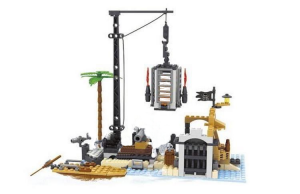 Pirate Skeleton Island