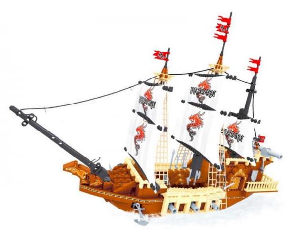 The Dragon Ship