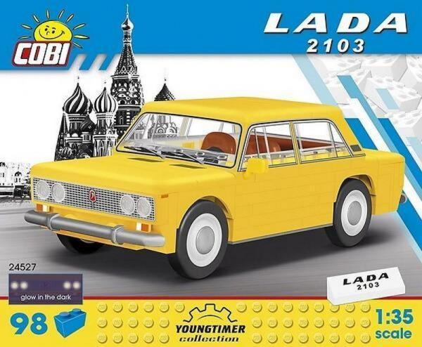 1972 Lada 2103 (Lada 1500)