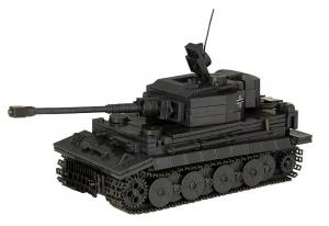 "Pz. Kpfw. VI Tiger Model. E ""early"""