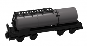 Unit tank wagon
