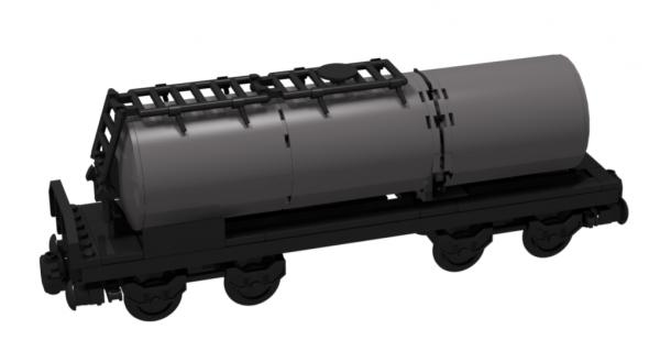 Standard tank wagon
