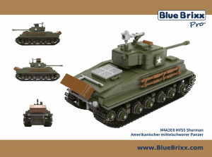 M4 A3E8 HVSS Sherman
