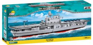 U.S. Aircraft Carrier USS Enterprise CV-6