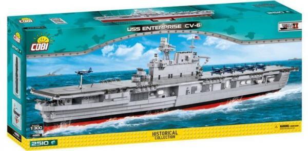 U.S. Flugzeugträger USS Enterprise CV-6