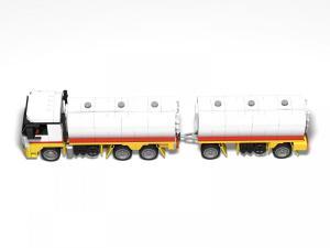Kraftstofftankwagen