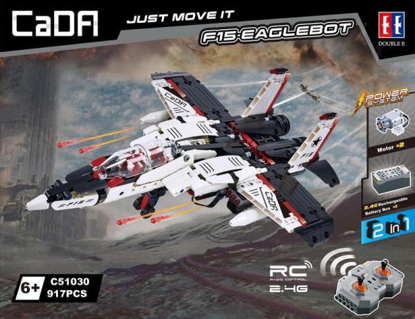 F 15 Eaglebot