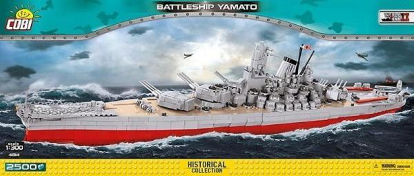 Schlachtschiff Yamato