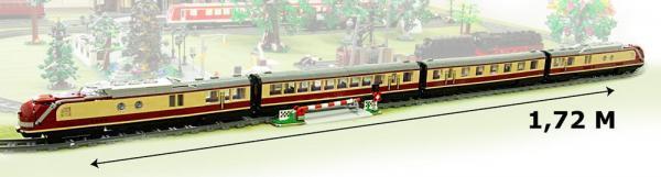 TEE VT11.5 Diesel Triebzug