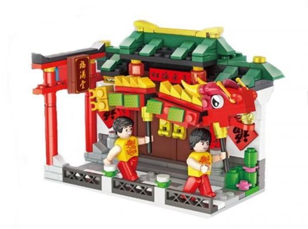 Scenario: Chinesisches Neujahr