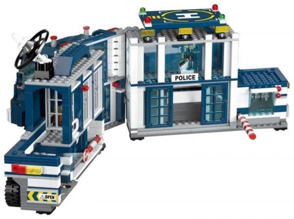 Police - Moving Headquarter
