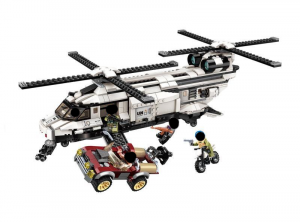 Gunship Aircraft