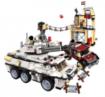 Heavy Armed Vehicle