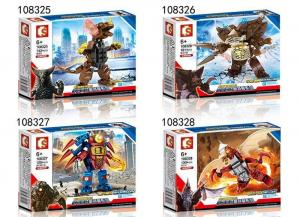 Ultraman Helden, 4er Set