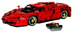 Racing Car in red