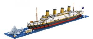 R.M.S. Titanic (Diamond blocks)