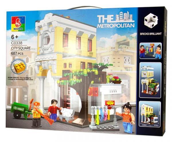 The Metropolitan:  City Square