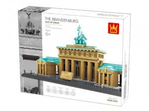 Brandenburg - Gate of Berlin