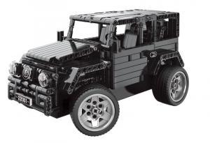 Geländewagen G650 in schwarz