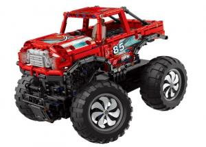 Monster Truck in red