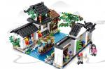 Chinese architecture - Village by the River