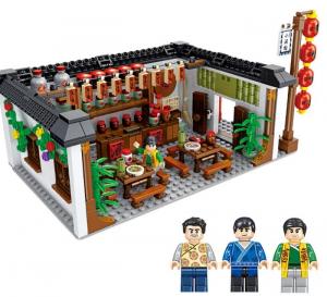 Chinese architecture - Restaurant