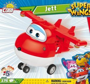 Super Wings - Jett