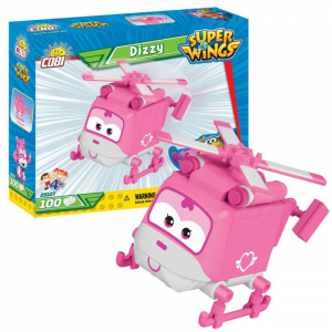 Super Wings - Dizzy