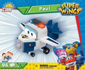 Super Wings - Paul