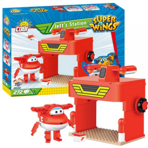 Super Wings - Jett´s Station