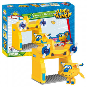 Super Wings - Donnie´s  Station