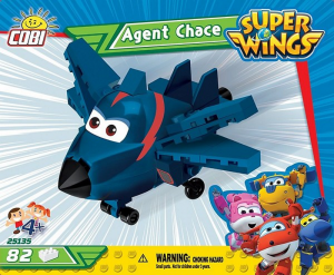 Super Wings - Agent Chase