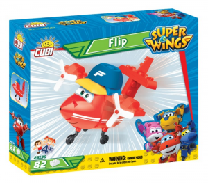 Super Wings - Flip