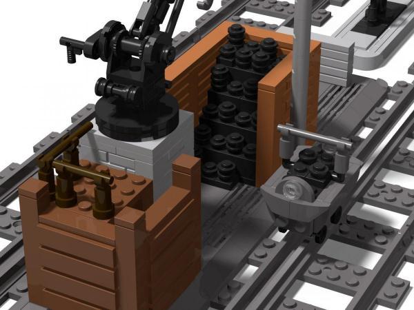 Coaling system
