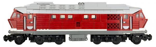 Lokomotive BR 132 DR