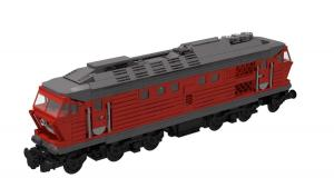 Lokomotive BR 232