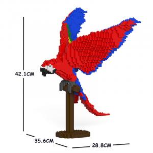Scarlet Macaw 02S