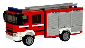 Feuerwehr LKW Schweden P400 TLF