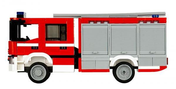 Feuerwehr LKW Schweden TLF 4000