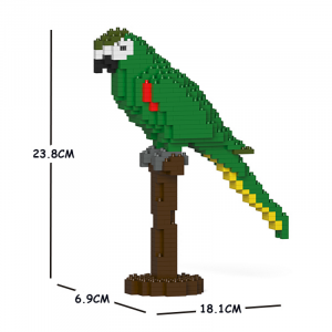 Hahn's Macaw 01S