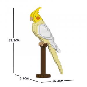 Cockatiel 01S