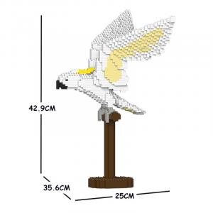 Sulphur-crested Cockatoo 02S