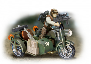 Special Troops: Side Car Rursuit