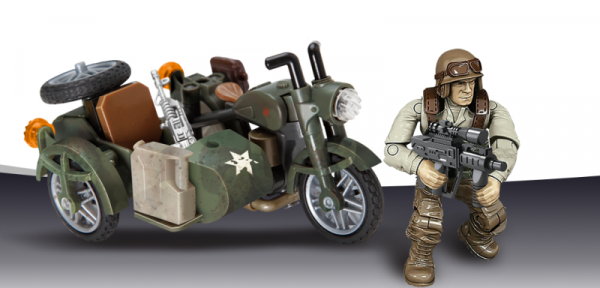 Special Troops: Side Car Rursuit