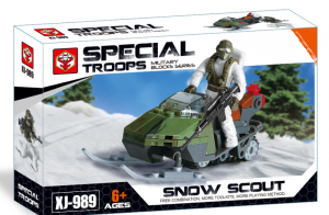 Special Troops: Snow Scout