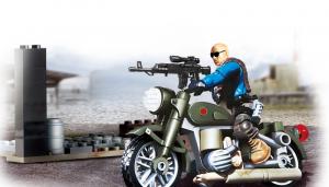 Special Troops: Motorrad-Ausbruch