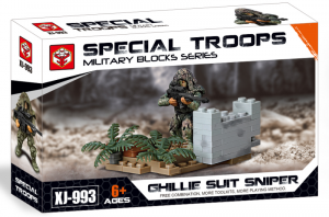Special Troops: Ghillie Suit Sniper