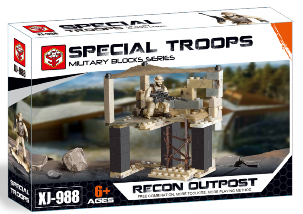 Special Troops: Recon Outpost