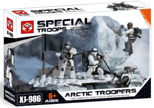 Special Troops: Arktis-Truppe