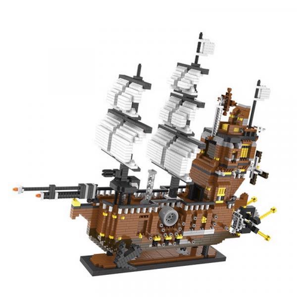 RV Sirenian Warship